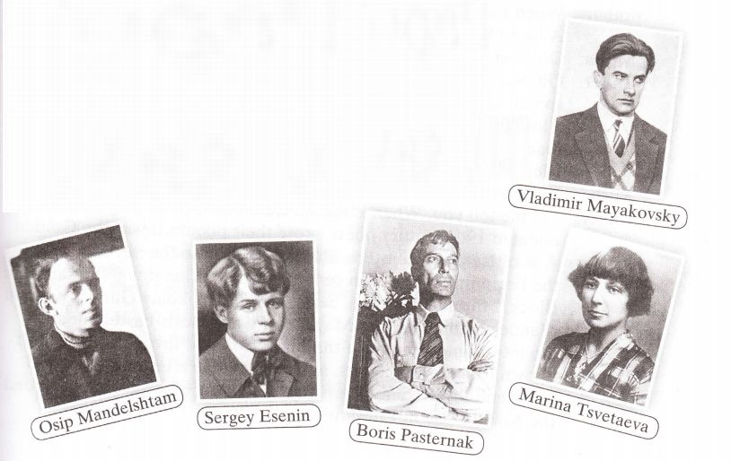 Great Russian poets