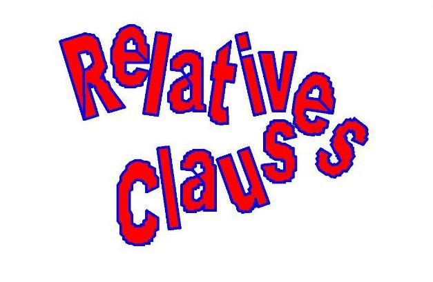 relаtive clаuses