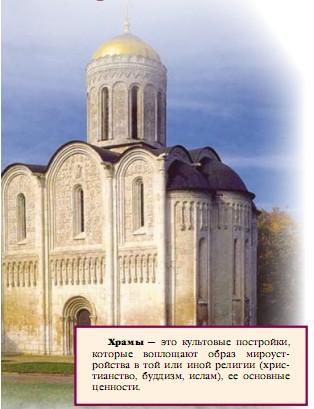 Храмовой синтез искусств реферат 9456