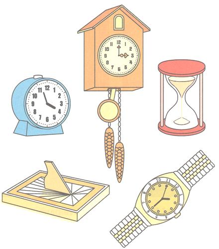 Разновидности часов картинки