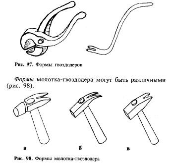 Молоток-гвоздодер