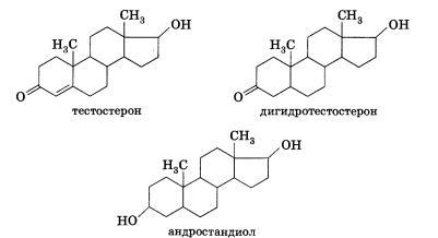 Гормоны их химический состав функции