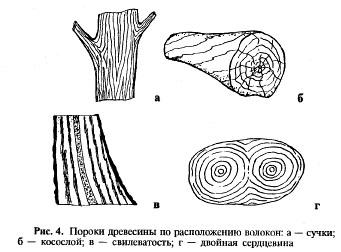 Пороки древесины Гипермаркет знаний пороки древесины
