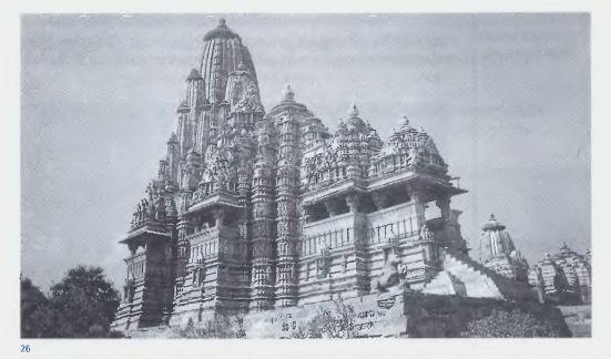 Храм Кандарья-Махадева (Kandariya Mahadeva) описание и фото ... | 324x551