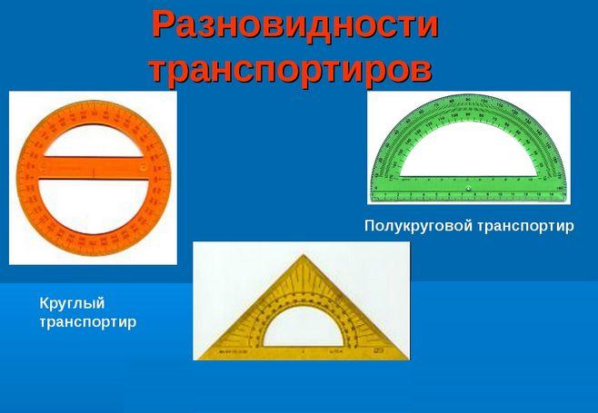 Инструменты для измерения углов доклад 7912