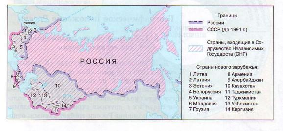 как Россия стала 1/6 частью суши - 3 века за 2 минуты