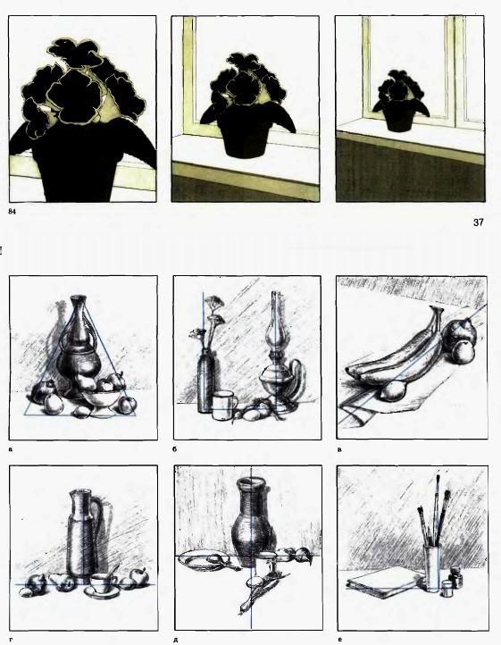 Компоновка изображений на листе