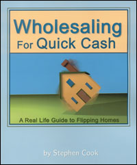 Wholesaling book